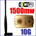 10G Wifly - City 1000mW 54M Wireless USB Adapter 5dBi