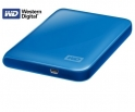 WD My Passport Essential 500GB USB2.0 Blue AA5000ABL