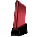WD My Passport Elite 500GB USB2.0 Red AC5000ARD