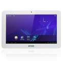 Таблет PC ICOO D50 Lite A13 Android 4.0.3 7 инча 8GB камера бял